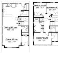 Medium ironstone creston floorplan newhomelistingservice