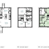 Medium ella floor plan
