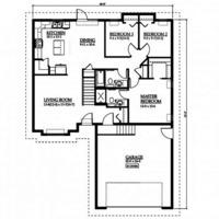 Medium 1 floor plan l