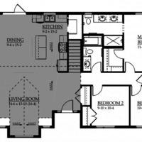 Medium 5 floor plan l