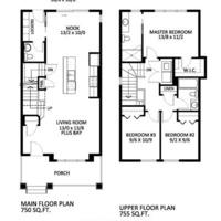 Medium 176 fireside way   floor plan