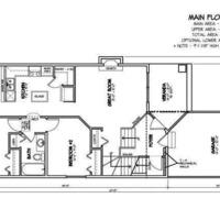 Medium the manchester 1319 sqft two storey main floorplan shergill homes fort mcmurray 810x430