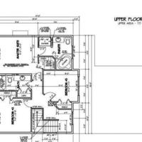 Medium two storey ikjot 1642sqft upper floorplan shergill homes fort mcmurray 810x430