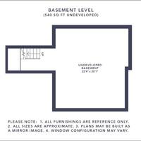 Medium larchstone b basement border