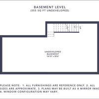 Medium larchstone c basement border
