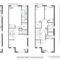 Medium rouge bay end floor plan