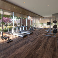 Medium fitness centre