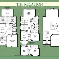 Medium regalton floorplans colour