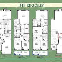 Medium kingsley floorplan colour