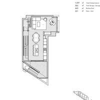 Medium unit 5 first floor