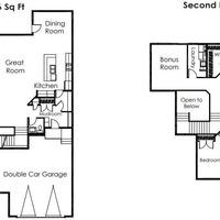Medium vision floor plan