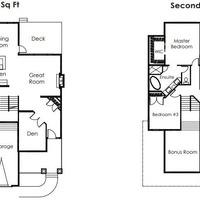 Medium tacoma floor plan