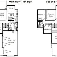 Medium rideau floor plan