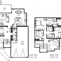 Medium harmony floor plan