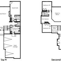 Medium chelsea floor plan