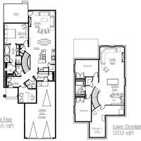 Medium augusta floor plan