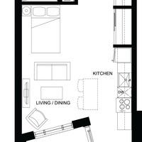 Medium thepearl floorplan unita1