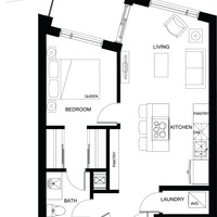 Medium thepearl floorplan unitb3