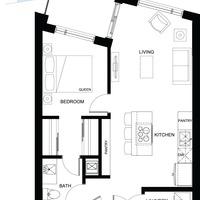 Medium thepearl floorplan unitb4