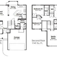 Medium avalon floor plan