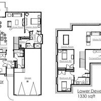 Medium carlyle floor plan
