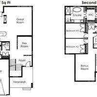 Medium escape floor plan