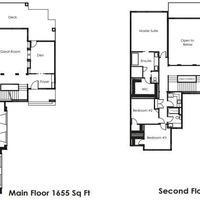 Medium kingston floor plan