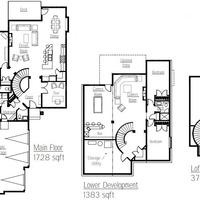 Medium pinnacle floor plan