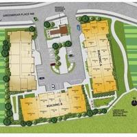 Medium site plan