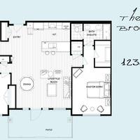Medium units f floor plan brooklyn blue