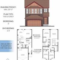 Medium trenton floor plan