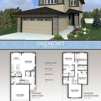 Medium oakmont floor plan