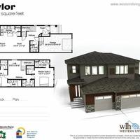 Medium taylor floor plan