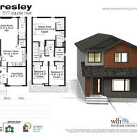 Medium presley floor plan