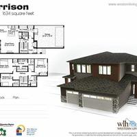Medium morrison floor plan