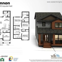 Medium lennon floor plan