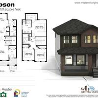 Medium gibson floor plan