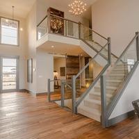 Medium staircase