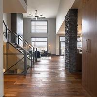 Medium front hall
