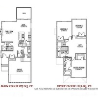 Medium pearl floor plan