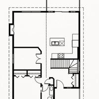 Medium elm basement floor palmer homes