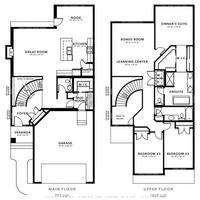 Medium onyx 30 floor plan