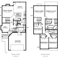Medium emerald 30 floor plan
