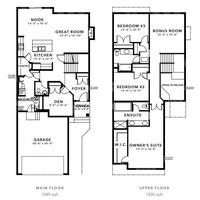 Medium ruby 28 floor plan
