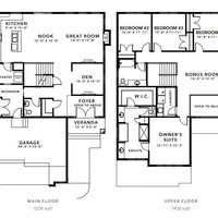 Medium kennedy 36 floor plan