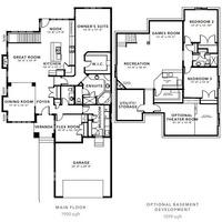 Medium christina floor plan