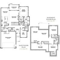 Medium opus floor plan