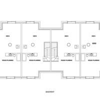 Medium jasper basement floorplan