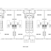 Medium jasper first floorplan