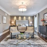 Medium master bedroom new homes toronto